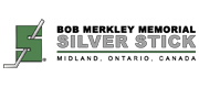 Bob Merkley Memorial Silver Stick, Midland ON